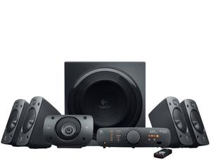 Logitech Z906 5.1 Surround Sound RMS Speaker
